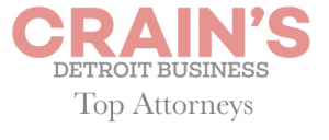 Crain' Detroit Business Top Attorney
